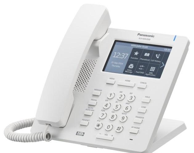 Panasonic KX-HDV330NE SIP telefon 977e7412c2